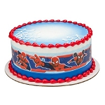 Spider-Man™ Ultimate Tech Photocake® Image Strips