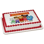Daniel Tiger's Neighborhood™ Photocake® Image