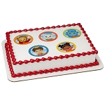 Daniel Tiger's Neighborhood™ Grrrific! Photocake® Image