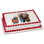 Big Bang Theory Logic Photocake® Image