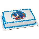 Sonic the Hedgehog Catch You Later Photocake® Image