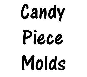 Candy Pieces Molds