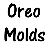 Oreo Cookie Molds