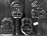 North Park Chocolate Mold