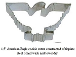 Eagle Cookie Cutter