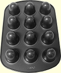 Wilton 12 Cavity Cake Pop Pan