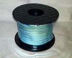 Pastel Blue Metallic Curling Ribbon 250 yds.