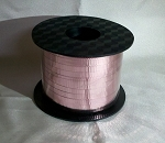 Pink Metallic Curling Ribbon 250 yds.