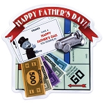 Monopoly Father's Day Layon
