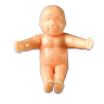Kings Cake Baby Figure
