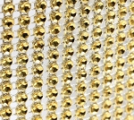 Gold Glam Cake Ribbon- 1 Yard