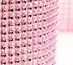Pink Glam Cake Ribbon- 1 Yard
