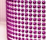 Purple Glam Cake Ribbon- 1 Yard