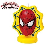 Spider-Man Candle