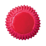 Red Foil Candy Cups(75)