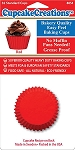 Red Standard Baking Cups