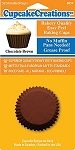 Chocolate Brown Standard Baking Cups (32 cups)