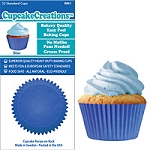 Blue Standard Baking Cups (32 cups)
