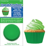 Green Standard Baking Cups (32 cups)