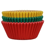 Bold and Bright Standard Baking Cases (60 cups)