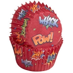 POW Bursts Baking Cups