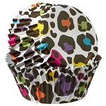 Wilton Colored Leopard ColorCup-36 Cups