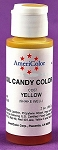 Yellow Candy Color 2 oz.