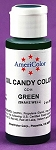 Green Candy Color 2 oz.