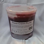 Danish Cherry Filling 2 lbs.