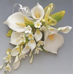 Calla Lily Large Spray