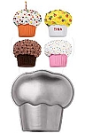 CupCake Shaped Pan