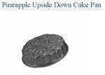 Pineapple Upside Down Cake Pan