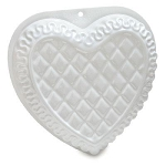 Heart Plastic Pan