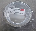 "4.5"" Tart Pan 24 Pack"