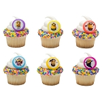 Minions Evolution Rings Pack of 12