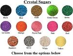 Crystal Sugars