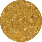 Gold Edible Glitter 1/2oz.