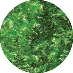 Green Edible Glitter 1/2oz.