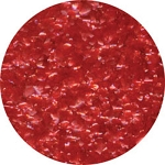 Red Edible Glitter 1/2oz.
