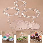 Wilton 15 Pc. Cake and Treat Display Stand