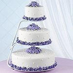 Wilton Floating Cake Stand