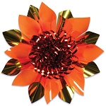 Red, Orange, Gold Mylar Pick