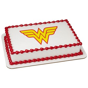 Wonder Woman Photocake® Image