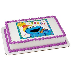 Sesame Street Party Photocake® Image