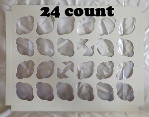 Cupcake Insert 24 Count