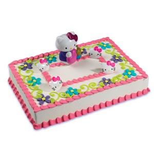 Hello Kitty Cake Kit