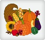 Fall Harvest Photocake® Image
