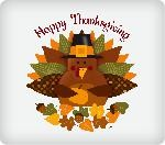 Happy Thanksgiving Photocake® Image