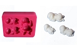 Sleeping Baby Assortment Silicone Mold