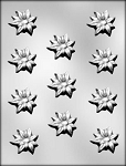 POINSETTIA CHOCOLATE MOLD
